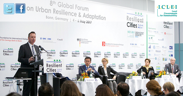 8th Global Forum on Urban Resilience and Adaptation